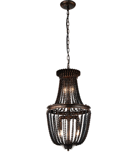 CWI Lighting Antique Bronze Pendants