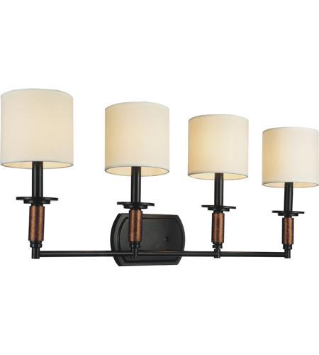 Cwi Lighting 9808w33 4 101 Sia Light 33 Inch Black Wall Sconce