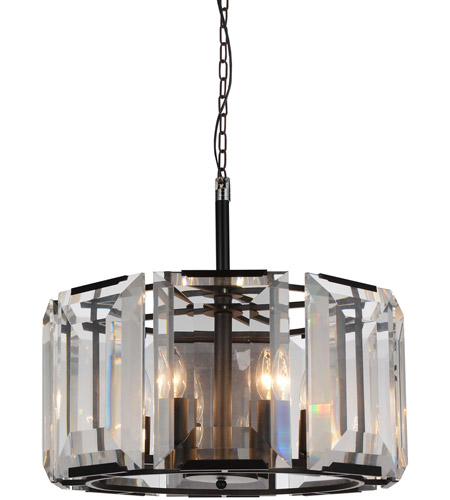 Black Metal Jacquet Chandeliers