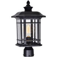 CWI Lighting 0411PT9-1-101 Blackburn 1 Light 18 inch Black Outdoor Lantern Head