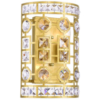 Belinda 2 Light 8 inch Champagne Wall Sconce Wall Light