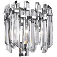 CWI Lighting 1065W8-1-601 Henrietta 1 Light 8 inch Chrome Wall Light