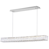 CWI Lighting Chrome Willa Chandeliers
