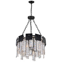 CWI Lighting Glacier Chandeliers