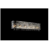 Eternity 5 Light 5 inch Chrome Wall Sconce Wall Light
