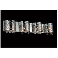 Eternity 4 Light 4 inch Chrome Wall Sconce Wall Light