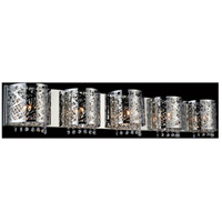 CWI Lighting 5008W42ST-R-5 Eternity 5 Light 4 inch Chrome Wall Sconce Wall Light