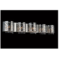 Eternity 5 Light 4 inch Chrome Wall Sconce Wall Light