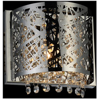 Eternity 1 Light 4 inch Chrome Wall Sconce Wall Light