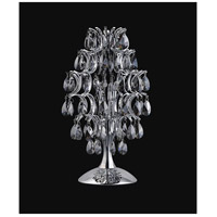 CWI Lighting Chrome Table Lamps