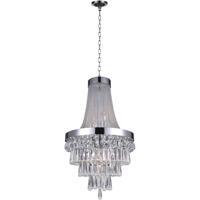 CWI Lighting 5078P20C Vast 7 Light 20 inch Chrome Chandelier Ceiling Light