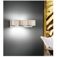 CWI Lighting 5442W20SN Satin Nickle 3 Light 20 inch Satin Nickel Wall Sconce Wall Light