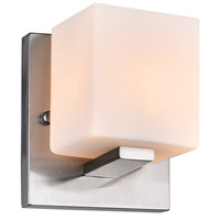 CWI Lighting 5442W6SN Satin Nickle 1 Light 6 inch Satin Nickel Wall Sconce Wall Light