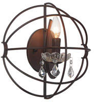 Campechia 1 Light 12 inch Brown Wall Sconce Wall Light