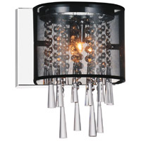 Renee 1 Light 5 inch Chrome Wall Sconce Wall Light