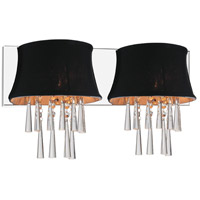 CWI Lighting Fabric Audrey Wall Sconces