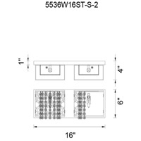 Metal Bubbles Wall Sconces