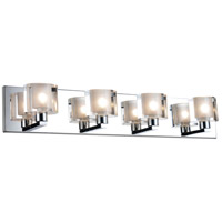 CWI Lighting 5540W25C-606 Tina 4 Light 25 inch Satin Nickel Wall Sconce Wall Light