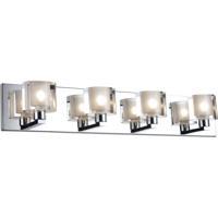 CWI Lighting 5540W25C-606 Tina 4 Light 25 inch Satin Nickel Wall Sconce Wall Light