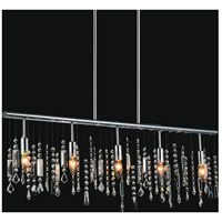 CWI Lighting Chrome Janine Chandeliers