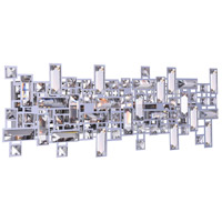 Arley 6 Light 24 inch Chrome Wall Sconce Wall Light