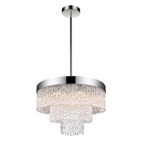 CWI Lighting Metal Carlotta Chandeliers
