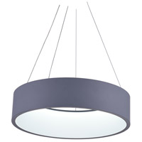 Arenal LED 24 inch Gray Chandelier Ceiling Light