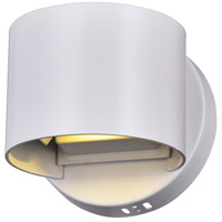 CWI Lighting 7148W5-103-R Lilliana LED 5 inch White Wall Light