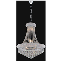 CWI Lighting Crystals Empire Chandeliers