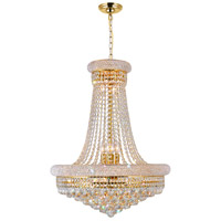 CWI Lighting Metal Empire Chandeliers