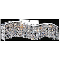 CWI Lighting Chrome Glamorous Wall Sconces
