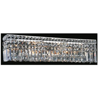 Colosseum 6 Light 5 inch Chrome Wall Sconce Wall Light
