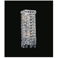 CWI Lighting Chrome Colosseum Wall Sconces