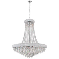 Kingdom 18 Light 30 inch Chrome Chandelier Ceiling Light