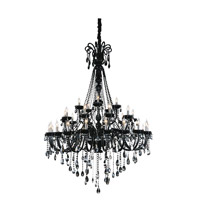 Casper 35 Light 53 inch Chrome Chandelier Ceiling Light