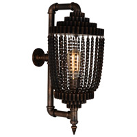 CWI Lighting 9727W9-1-210 Kala 1 Light 9 inch Speckled Copper Wall Sconce Wall Light