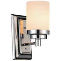 Margie 1 Light 4 inch Chrome Wall Sconce Wall Light