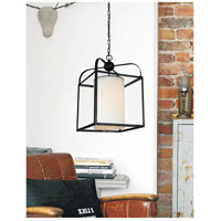 CWI Lighting 9804P14-1-S-115 Danielle 1 Light 14 inch Oil Rubbed Brown Candle Mini Pendant Ceiling Light