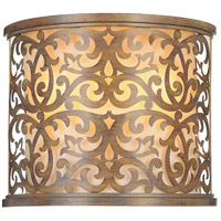 CWI Lighting 9807W13-2-116 Nicole 2 Light 6 inch Brushed Chocolate Wall Sconce Wall Light