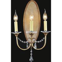 CWI Lighting 9836W12-3-125 Electra 3 Light 12 inch Oxidized Bronze Wall Sconce Wall Light