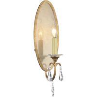 CWI Lighting 9836W6-1-125 Electra 1 Light 7 inch Oxidized Bronze Wall Light