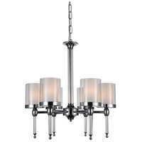 Contemporary Candle Chandelier
