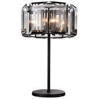 Jacquet 31 inch 60 watt Black Table Lamp Portable Light