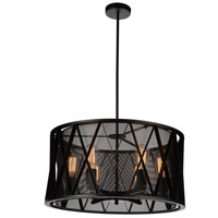 Black Tapedia Chandeliers