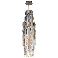 CWI Lighting 9903P10-7-193 Quida 7 Light 10 inch Champagne Pendant Ceiling Light