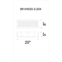CWI Lighting Kali Wall Sconces