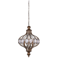 CWI Lighting Bronze Chandeliers