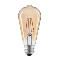 CWI Lighting ST19K2700W4 Signature Incandescent E26/Medium 4 watt 120V 2700K Light Bulb