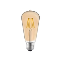 CWI Lighting ST19K2700W8 Signature Incandescent E26/Medium 8 watt 120V 2700K Light Bulb