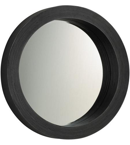 Cyan Design 04068 Signature 28 X 4 Inch Espresso Wall Mirror Round